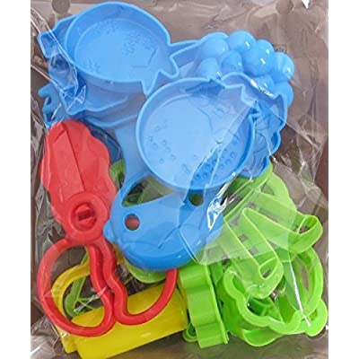 Greenbrier Dough Cookie Clay Cutters Shapes Shapers Molds Assorted Animals & Objects 237563: Toys & Games