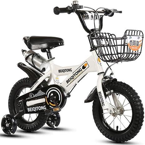 WGYEREAM Bicicleta para Niños, Bicicleta Infantil, Bicicletas for ...