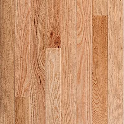 "1 1/2"" x 3/4"" Red Oak #1 Common Unfinished Solid Wood Flooring Samples at Discount Prices by Hurst Hardwoods"