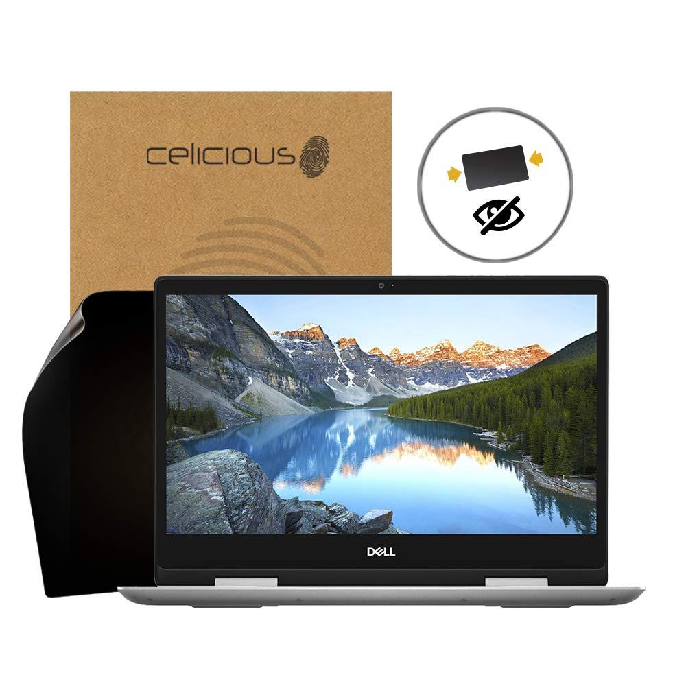 Celicious プライバシー 2ウェイ アンチスパイフィルタースクリーンプロテクター フィルム Dell Inspiron 14 5482に対応   B07JL5HWPP