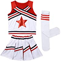 d2c1d12c Amazon Best Sellers: Best Girls' Cheerleading Uniforms