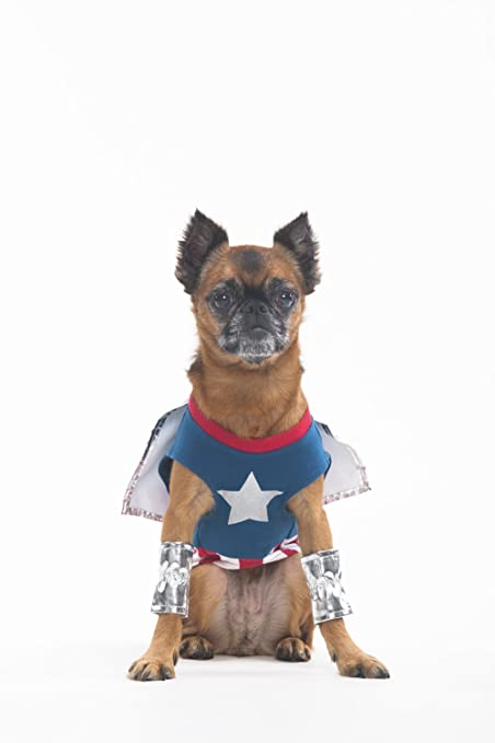 fashion pet halloween superdog boy costume for dogs x small