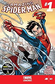 Amazing Spider-Man (2014-2015) #1 (English Edition)