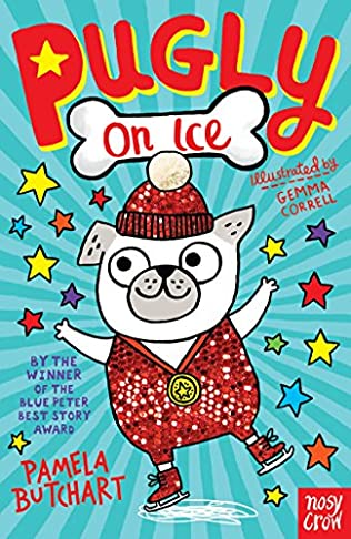 book cover of Pugly on Ice