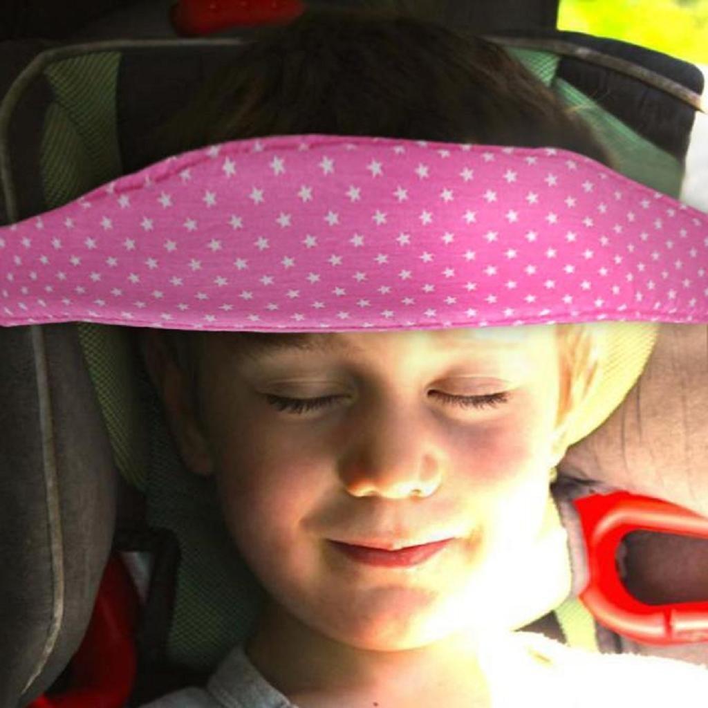 Cinturón de Seguridad de Coche para Niños Sujetadores de Cabeza para Bebés Soporte de Cabeza del Cochecito saisiyiky (Rosa): Amazon.es: Bricolaje y ...
