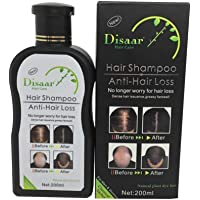 200ml Disaar Hair Shampoo Anti-hair Loss Natural Plant Essence Oil Control Hair Growth Hair