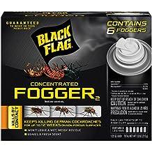 Black Flag HG-11079 6 Count Indoor Fogger