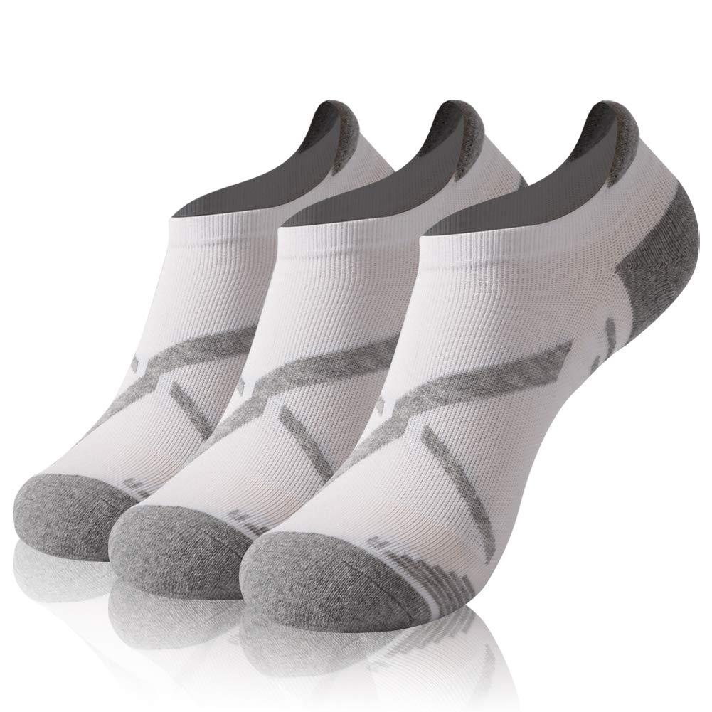 良質  Gmark APPAREL Large 3 メンズ B07K8QTH6Z Gmark 3 Pairs-white&grey APPAREL Large Large 3 Pairs-white&grey, 長谷井商店:9f40ea38 --- svecha37.ru