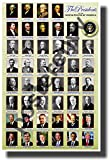 Best History Posters - American History - The Presidents of the United Review