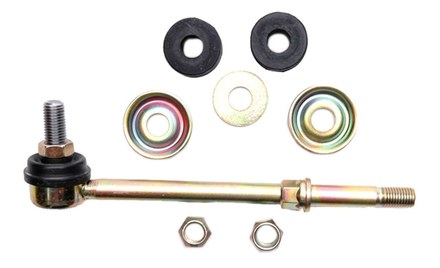 ACDelco 45G0045 Professional Front Suspension Stabilizer Bar Link Kit with Hardware