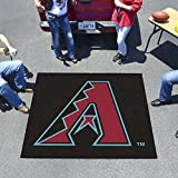 "Fan Mats 6514 MLB - Arizona Diamondbacks 60"" x 72"" Tailgater Mat / Area Rug"