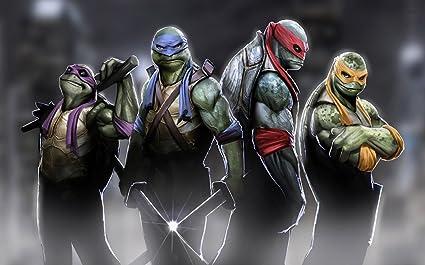 Teenage mutant ninja turtles 2014 poster 21 inch x 13 inch