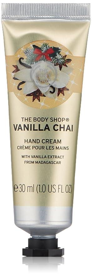 Amazon.com: The Body Shop Vanilla Chai Hand Cream 30ml: Beauty