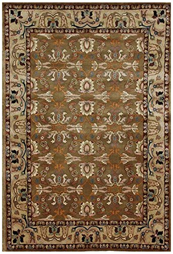 - Acura Rugs Artios Collection Area Rug, Contemporary Style Hand Tufted Wool Rug 5' x 8' Feet / 60
