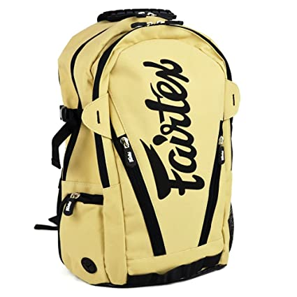 9345d7538840 Amazon.com : Fairtex Bag8 Muay Thai MMA Compact Back Pack Rucksack ...