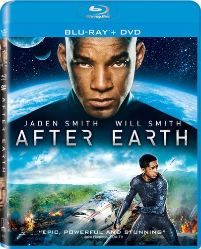 - After Earth (Blu-ray + DVD + Digital HD with Ultra Violet)