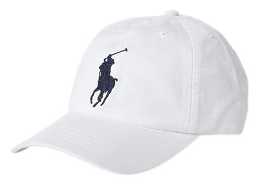 Polo Ralph Lauren Polo Ralph Laurent Gorra Big PP Cap-AC-Hat - Gorra