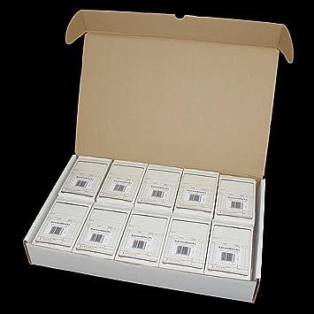5x Kassenblock Kassenblöcke Kassenblocks Kassenzettel je 2 x 50 Blatt Vordrucke