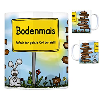 Bodenmais Einfach Der Geilste Ort Der Welt Kaffeebecher Tasse