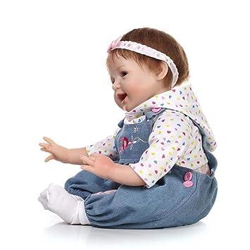 Amazon.es: ZHRUIY Muñecos Bebé Adecuado para 3-14 Años De Edad ...