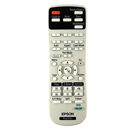 Original Epson 1582270/158227000 Proyector mando a distancia ...