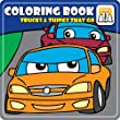 Coloring Book 11: Trucks and Things that Go [Download]