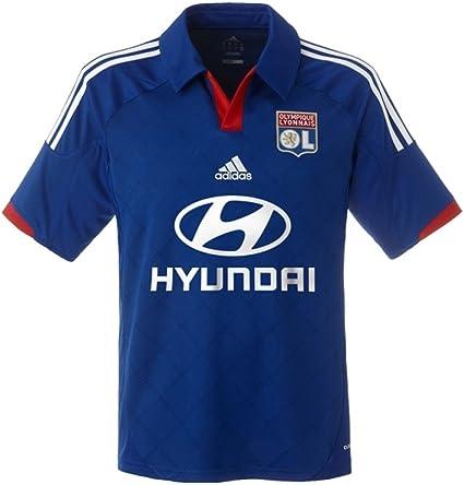 t shirt adidas a lyon homme 2012
