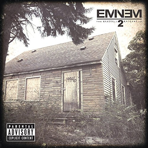The marshall mathers lp2 by eminem on apple music.