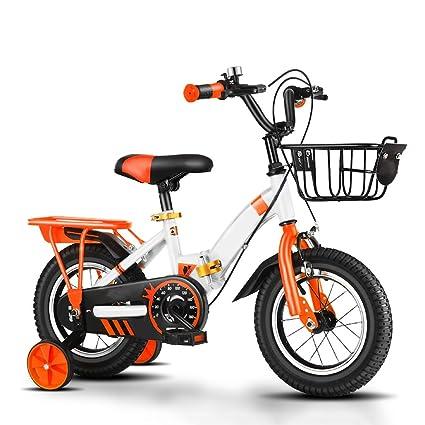 XBNH Bicicleta para Niños 12/14/16/18 Pulgadas Bicicleta De Montaña para