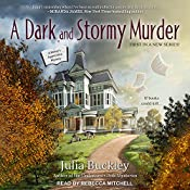 A Dark and Stormy Murder: Writer's Apprentice Mystery Series, Book 1 | Julia Buckley