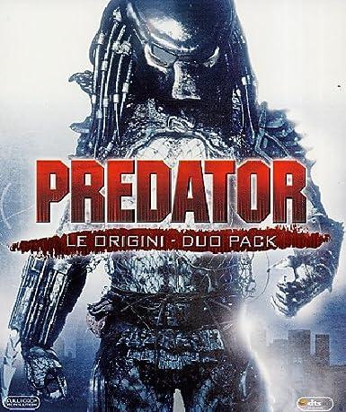 Predator - Le Origini Duo Pack 2 Blu-Ray Italia Blu-ray: Amazon.es: Maria Conchita Alonso, Gary Busey, Elpidia Carrillo, Danny Glover, Bill Paxton, Arnold Schwarzenegger, Alan Silvestri, Carl Weathers, Stephen Hopkins, John Mctiernan,