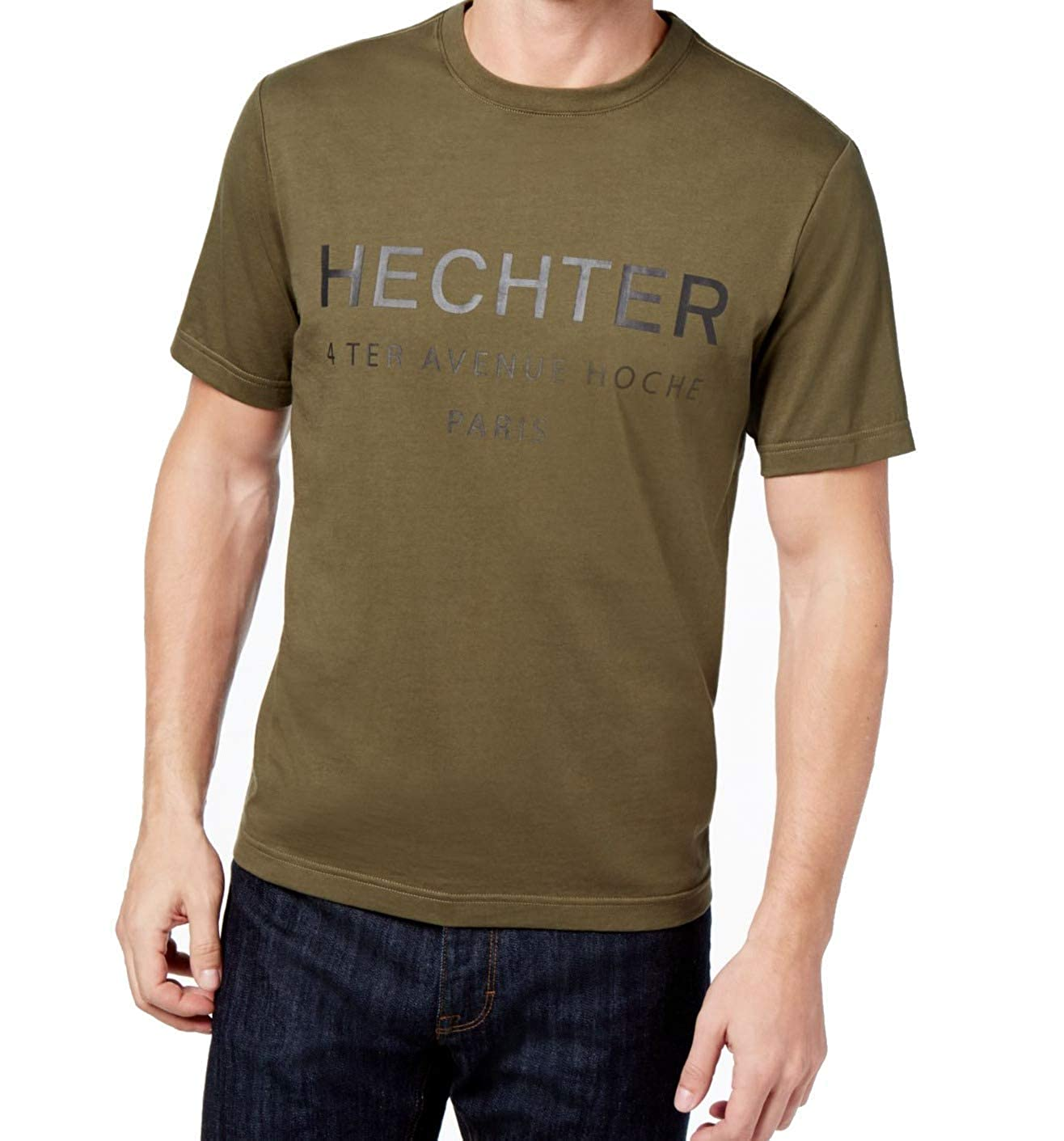 Amazon Daniel Hechter Bright Mens Graphic Print Tee Shirt Clothing