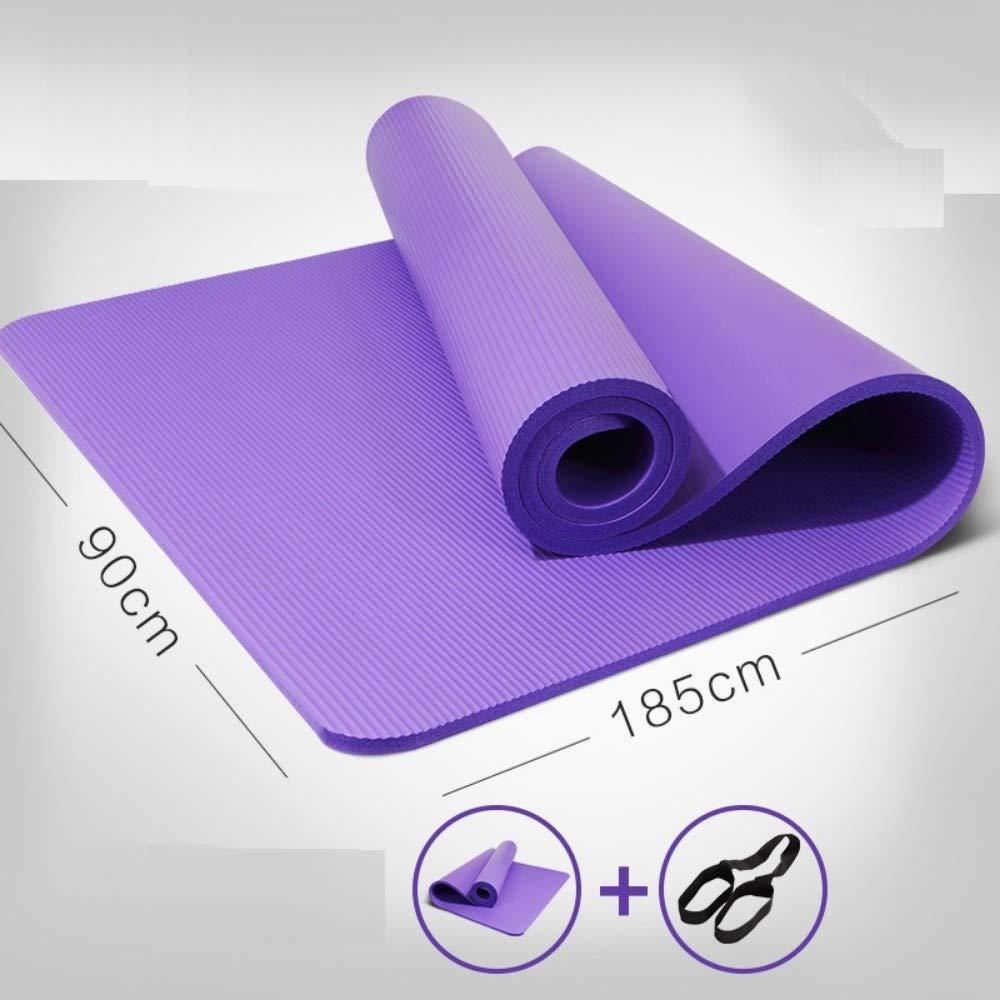 GGZZLL Yoga stuoia per adulti per adulti esercizio ...