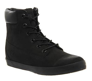 Timberland Glastenbury 6 Inch Boot Black - 8 UK