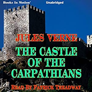 The Castle of the Carpathians Audiobook