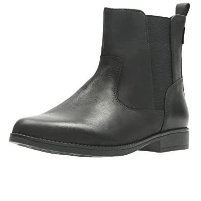 91646414389 Clarks Sami So GTX Bootleg Girls Ankle Boots: Amazon.co.uk: Shoes & Bags