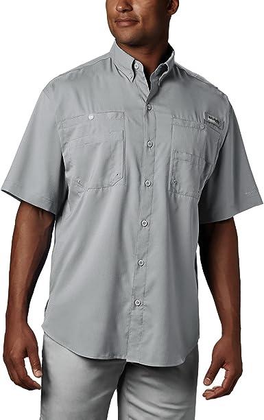 Columbia Camiseta de Manga Corta Tamiami II para Hombre