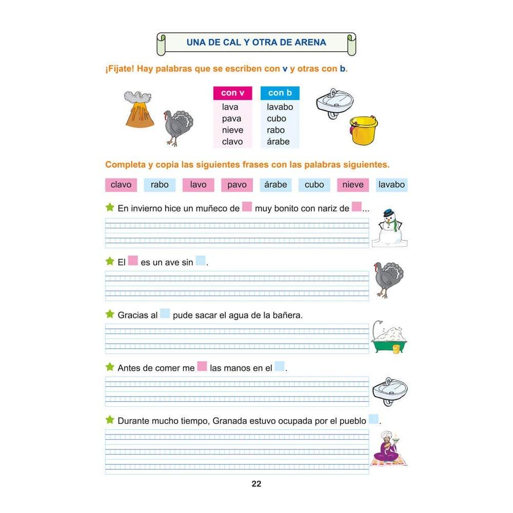Pack Ortografía Divertida 4º primaria: Cuadernos 10, 11 y 12 | Material De Refuerzo Actividades sencillas | Editorial Geu Niños de 9 a 10 años: Amazon.es: José Martínez Romero: Libros