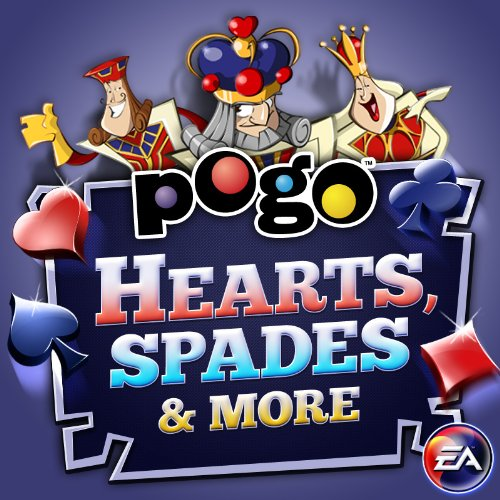 POGO Hearts, Spades and More (Kindle For Pogo Games)