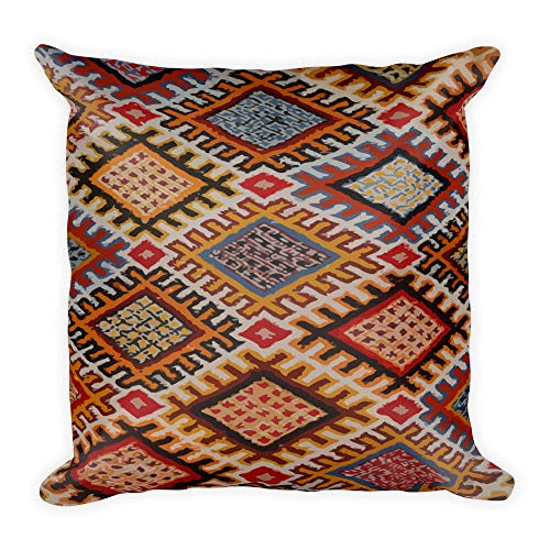 Frenethika Ancestra Vintage Moroccan Pillow with Berber Patterns Inspiration