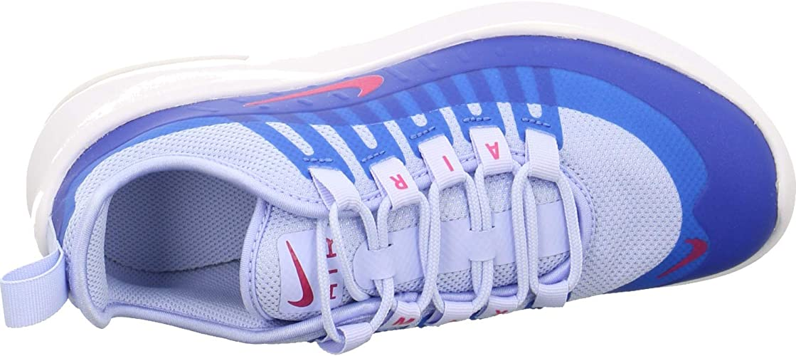 Nike Air Max Axis (GS), Sneakers Basses Femme, Multicolore