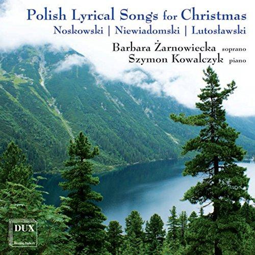 (Polish Lyrical Songs for Christmas)