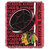 NHL Chicago Blackhawks Acrylic Tapestry Throw Blanket