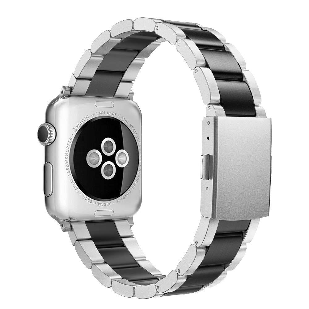Malla Metal Para Apple Watch (38/40mm) Simpeak [7h8dpv6b]