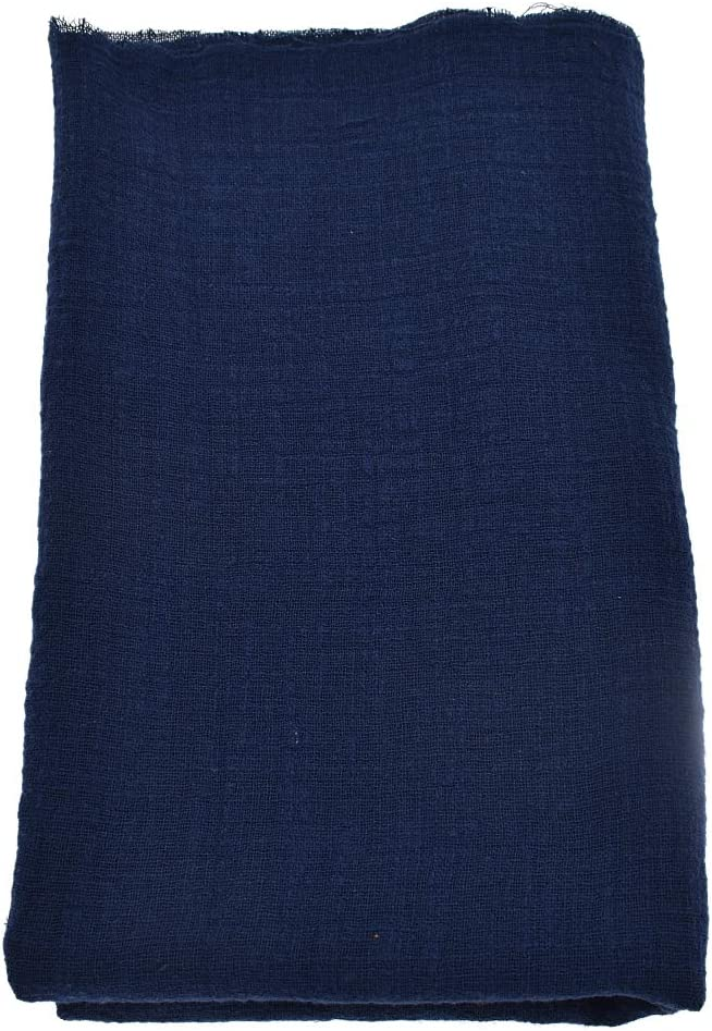 Rose 130cm Tissu Lin DIY Couture Cotton Linen Crepe Fabric Kesheng 50
