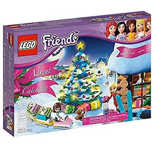 Lego Friends Christmas Sets.Lego Friends 3316 Advent Calendar