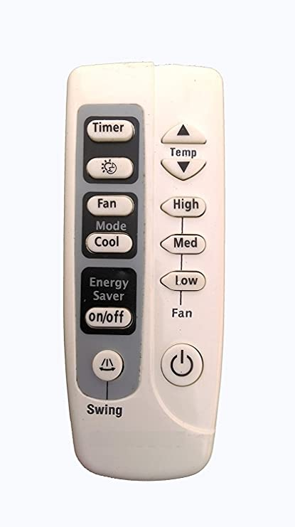 COMPATIBLE AC REMOTE CONTROL FOR SAMSUNG AC REMOTE WINDOW / SPLIT AC 16 BY  KT