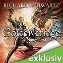 Das blutige Land (Die Götterkriege 3) Audiobook by Richard Schwartz Narrated by Michael Hansonis
