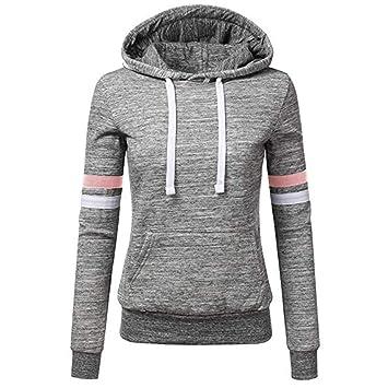 Aberimy Damen Kapuzenpullover Mädchen Teenager Sweatshirt