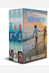 Romance in Rehoboth Boxed Set (Books 1-3): A Small Town Romantic Comedy Series Kindle Edition